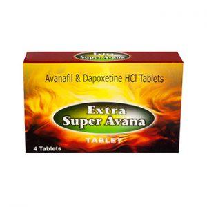 Buy Extra Super Avana online