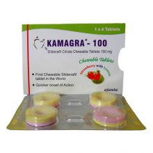 Buy Kamagra Chewable Fruit online