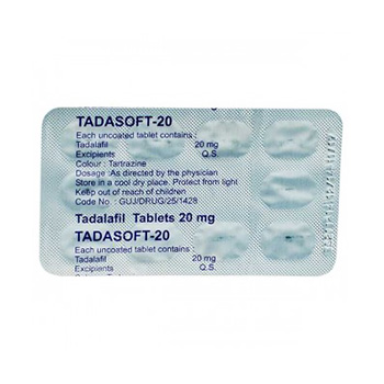 Buy online Tadasoft 20mg legal steroid